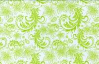 Упаковка для цветов,- Цветочная плёнка - Рулон 0,7 Кружево - салатовый