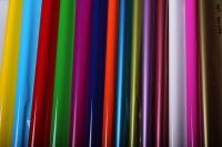 матовый лак 0,7 упаковка для цветов,- цветочная плёнка - рулон 0,7 матовый лак - красный 5726