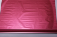 Упаковка для цветов,- Цветочная плёнка - Рулон 0,7 Матовый лак - Металлик Красный