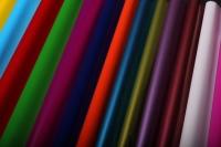 матовый лак 0,7 упаковка для цветов,- цветочная плёнка - рулон 0,7 матовый лак - оранжевые 5729