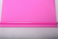 Упаковка для цветов,- Цветочная плёнка - Рулон 0,7 Матовый лак - Ярко розовый