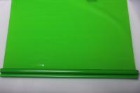Упаковка для цветов,- Цветочная плёнка - Рулон 0,7 Матовый лак - Зелёный