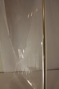 упаковка для цветов,- цветочная плёнка - рулон 0,7 прозрачный