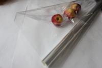 упаковка для цветов,- цветочная плёнка - рулон 0,7 прозрачный (1кг)