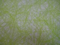 сизаль 0.7 упаковка для цветов,- цветочная плёнка - рулон 0,7 сизаль - салатовый 58912