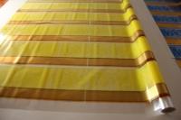 Упаковка для цветов,- Цветочная плёнка - Рулон 0,7 Золушка - Жёлтый