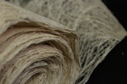 упаковочный материал абака натуральная 48см х 9м, белый