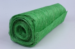 упаковочный материал абака натуральная 48см х 9м, лайм