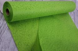 Упаковочный материал Фетр 3D Эльвинги, 50см 10м, салатовый  NW037-039-3D