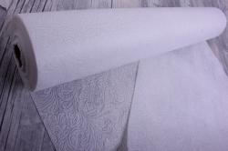Упаковочный материал Фетр 3D Флер, 50см 10м, белый  NW038-073-3D