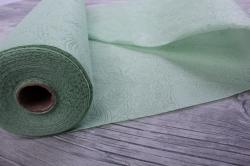 Упаковочный материал Фетр 3D Флер, 50см 10м, светло-зеленый  NW038-337C-3D