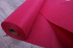 Упаковочный материал Фетр 3D Искры, 50см 10м, малиновый  NW011-012-3D