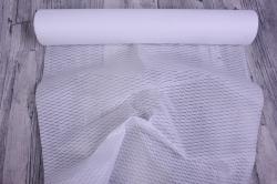 Упаковочный материал Фетр 3D Волна, 50см 10м, белый NW036-073-3D