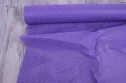 Упаковочный материал Фетр 3D Волна, 50см 10м, сиреневый  NW036-109-3D