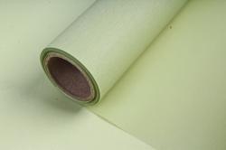 """Упаковочный Материал флористическая пленка с мерцанием """"Шелк"""", 60 см х 5 м, Зеленый бамбук"""