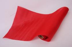 Упаковочный материал Иск. Джут, 50 см х 4,5 м (красный 801)