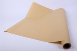 Упаковочный Материал Ламинированный фетр, однотонный , 60 см х 5 м Желтый