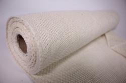 Упаковочный МатериалНатуральныйДжут,50смх4,5м(белый)