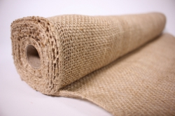 Упаковочный МатериалНатуральныйДжут,50смх4,5м(натуральный)