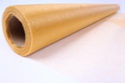 Упаковочный материал Органза - снег, 70см х 9м (бежевый 1021)