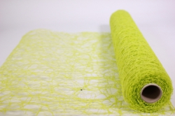 Упаковочный материал - Сизаль Премиум  50 см x 5 м (салатовый)