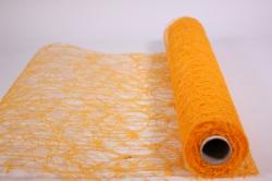 Упаковочный материал - Сизаль Премиум  50 см x 5 м (темно-желтый)