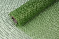 """Упаковочный материал """"Соты""""  47 см х 4,5 м Зеленый"""