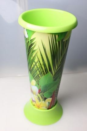 ваза с рисунком большая 9218