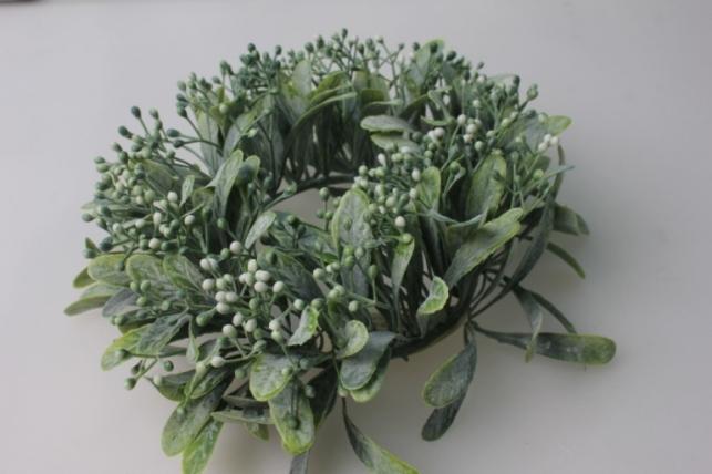 Венок d=30см GAHY211 - растения искусственные