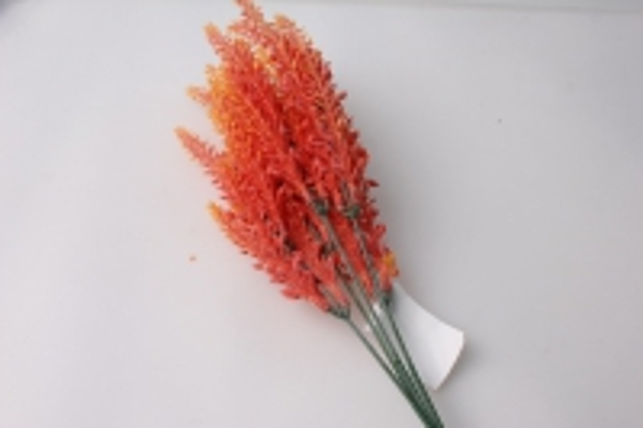 вероника лососевая 8410 - искусственные растения для декора