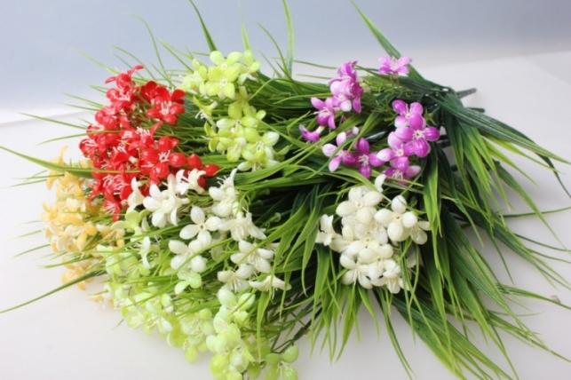 Весенние цветы в ассортименте, букетик 30см
