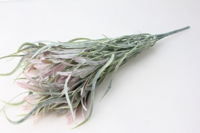 ветка зелено-розовая gahy 140 - искусственные растения