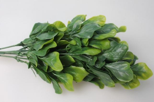 ветка зелено/салатовая - искусственные растения