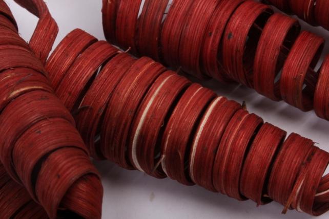 ветки конус (ротанг) коричневые (6шт в уп)