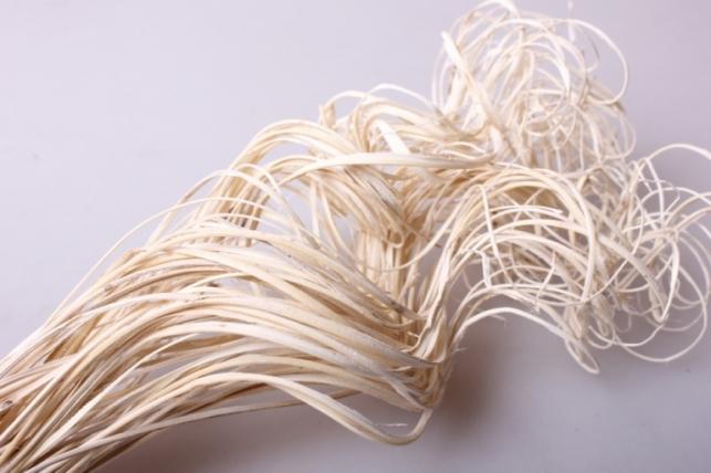 ветки (тинг-тинг) 100гр, 65см цвет отбеленный