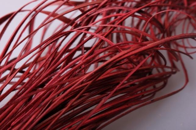 ветки (тинг-тинг) 100гр, 65см цвет темно-красный