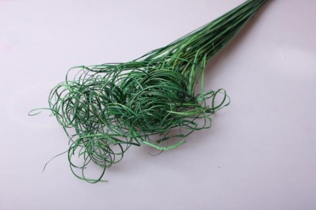 ветки (тинг-тинг) 100гр, 65см,  цвет зеленый