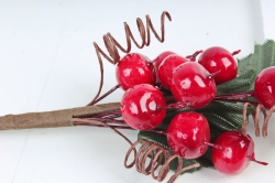Веточка с ягодками по 12 шт,   SM16-67