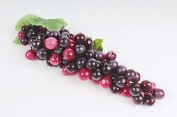 Виноград круглый 32см фиолетовый