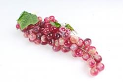 Виноград круглый 32см розовый