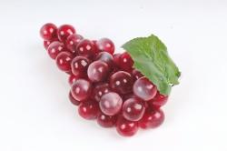 Виноград круглый 17см розовый