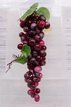 Виноград Лидия красный №4. 36см