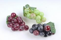 Виноград малый с листиком 7см