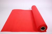 Водонепроницаемый рельефный фетр 53 см * 10 м (красный)