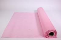 Водонепроницаемый рельефный фетр 53 см * 10 м (светло-розовый)