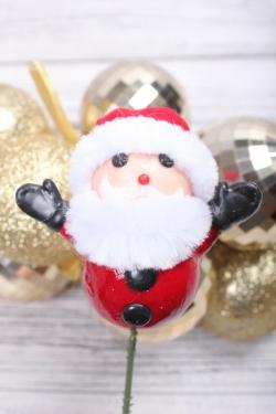 Вставка Дед Мороз 20 см P7-R-144