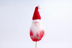 Вставка Дед Мороз флок  OD025
