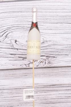 Вставка декоративная  50см  Шампанское 12см  (1шт)  SXCUBO016