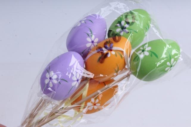 Вставка Яйца 25 см (6 шт в уп) 998В-981С-1