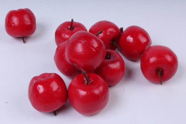 яблоки бордовые   (10шт)